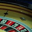Close up of roulette spinning around — Stock Video