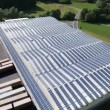 Solar power station — Stock Video #28393713