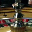 Roulette in casino spinning — Stock Video #28395751