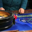Roulette in casino — Stock Video