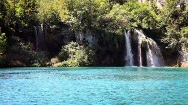 Plitvice national park — Stock Video