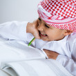 Arabic doing homework — Stock Photo #50460973