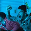 Men watching sports competition — 图库照片 #50504681