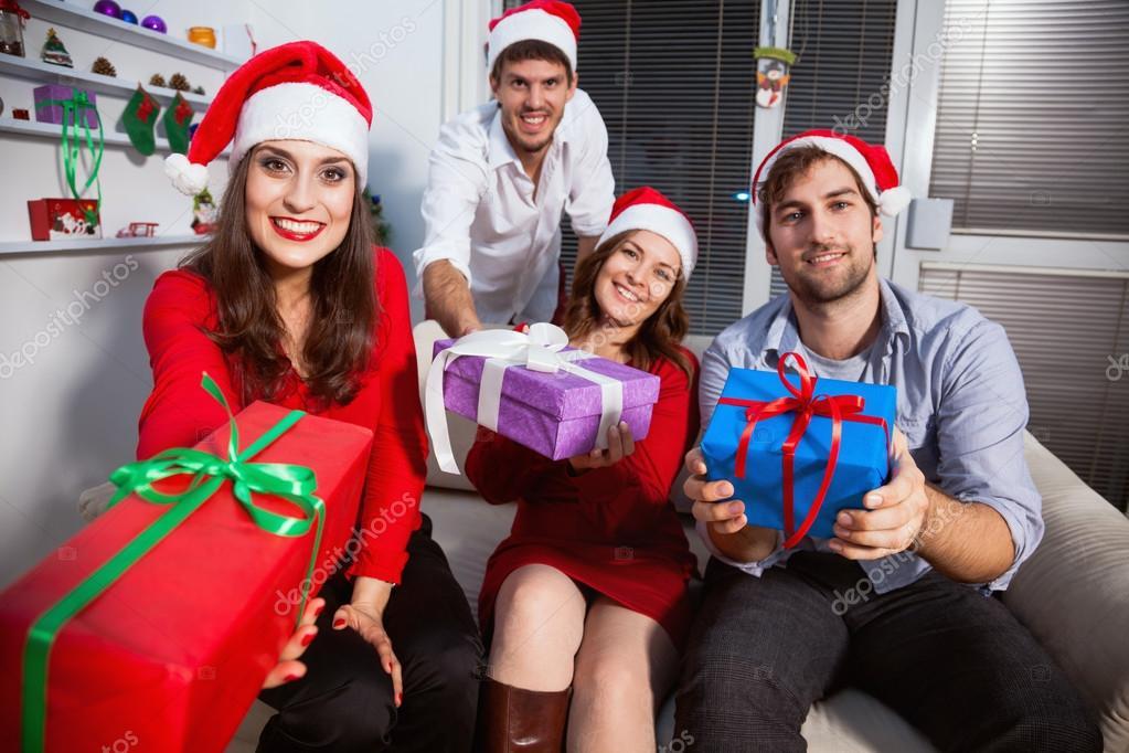 Как англичане дарят подарки на рождество