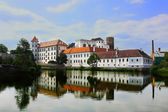 Jindruchuv hradec, Çek Cumhuriyeti city — Stok fotoğraf