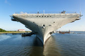 USS Yorktown — Stock Photo