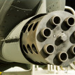 Thunderbolt II (A-10) Gattling Gun — Stock Photo