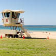 Waikiki Lifeguard Hut — Stock Photo