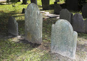 Charleston Graveyard — Stock Photo