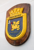 Chilean Navy Coat of Arms — Foto Stock