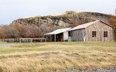 Rancho da patagônia — Foto Stock