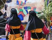 Moors and Christians festival Alcoy, Spain — Stock Photo