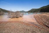 Beautiful lake view landscape in Cazorla National Park, Spain — Stock Photo
