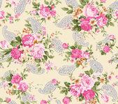 Floral textur — Stockfoto