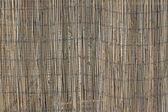 Bamboo mat texture natural background — Foto de Stock
