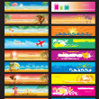 Banners Templates — Stock Vector #47835659
