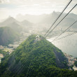 Rio de janeiro Brazilië — Stockfoto #26654289