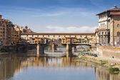 Florenz-panorama — Stockfoto