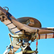 Stock Photo: Rotor head