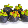 mangosteen fruit — Stock Photo