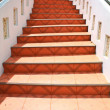 Stock Photo: Stairs tiled