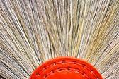 Broom — 图库照片