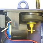 Aquarium air compressor(pump) — Stock Photo #33943295