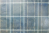 Old solar panel — Stock Photo