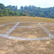 Photo: Helicopter landing pad