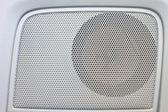 Głośnik samochodowy na panel drzwi — Zdjęcie stockowe