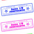 Stock Photo: Juneteenth is oldest nationally celebrated commemoration of
