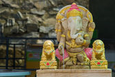 The Lord of Success Ganesha Statue — Stock Photo
