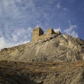 Janovské pevnosti v sudaku, krym — Stock fotografie