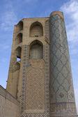 Bibi Khanum mosque, Samarkand, Uzbekistan — Stockfoto
