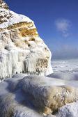 Ice block — Stock Photo