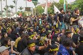 Tajpej, Tajwan, 30 marca 2014 roku. setki tysięcy ludzi; p — Zdjęcie stockowe