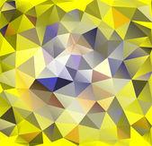 多角形の背景 — ストックベクタ