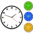 Clock — Vector de stock #36161823