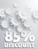 Discount percent — Stock Vector
