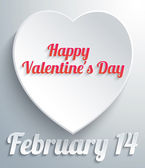 Happy Valentines Day — Vetorial Stock