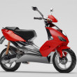 Motor scooter — Foto Stock