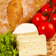 Snack with cheese — Stockfoto #27201135
