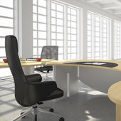 Modern office loft style — 图库照片