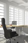 Modern office loft style — Stock Photo