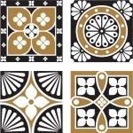 Vintage Ornamental Patterns — Stock Vector #26422787