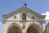 Catholic sanctuary on Mount Gargano, Italy — Stock Photo