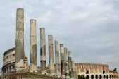 Rome, Italy - Coliseum. — Stock Photo