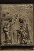 Detail of Milan Cathedral Lombardy — Stock Photo