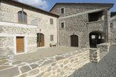 Italian houses — Stock Photo