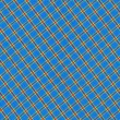 Blue Yellow Red Plaid Fabric Background — Stock Photo